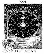 Wall Hanging Love The Star White And Black Hippy Bohomian Tapestry Mandala Poster