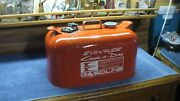 Evinrude Marine Gas Can Fuel Cell 6 Gallon Cruise -a -day Boat Gas Can 8598