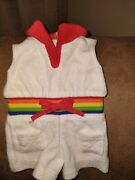 Very Rare American Girl Ivy Rainbow Romper No Shoes Hard To Find Free Shipping