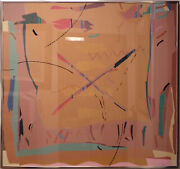 Sally Anderson Mirage Original Acrylic Painting On Canvas Make An Offer