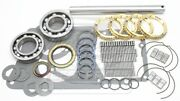 Fits Jeep Deluxe 4 Spd T176 Transmission Rebuild Kit W/ Spring And Keys C/s Pin