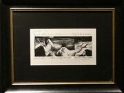 Frank Howell Quiet Wind Original Lithograph Art Indians Hand Signed Submit Offer