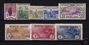France Stamp 1917-18 Yandt 148 / 155 Serie Orphelins 8 Timbres Neufs Xx Ttb