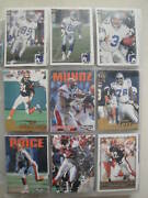 Huge Collection Lot Of 460 Assorted Sports Cards Baseball Football Basketball