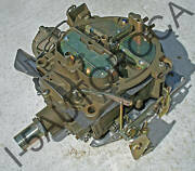 Rochester Quadrajet Completely Restored Carb 19727374 Olds 455 Electric Choke