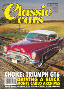 Classic Cars Mar 1991 Fordand039s Xr And Cosworth Triumph Gt6
