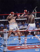 Larry Holmes And Gerry Cooney Signed 11x14 Photo Boxing Psa/dna Autographed