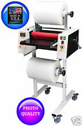 Pro-lam Pl1200hp Rocket Hot 12 Roll Laminator With Stand American Made New