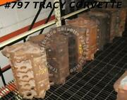 1955 Chevy And Corvette Used 3703524 265 V-8 1 Bare Block Guaranteed Machinable