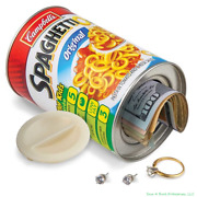 Spaghettios ® Officially License - Decoy Safe Can Bank - Hide Cash Money Jewelry