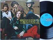 Traffic 2 Original Press Australia 1967 Rare Festival Lp Steve Winwood Psych