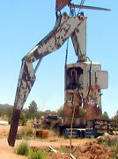 Knuckle Boom Crane 12and039 Reach Similar To Those Seen On Industiral Tire Repair Rig
