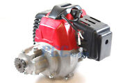 49cc Engine 2 Stroke W/ Electric Pull Start For T8f Chain Only
