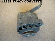 1965-1969 Corvair Used 1100639 37a Alternator With Bracket Dated 5m1