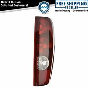 Taillight Taillamp Rear Brake Light Passenger Side Right Rh For Colorado Canyon