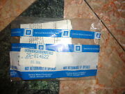 Nos Rear Main Seal Mcm/mie Gm In-line 4 And 6 Cyl. V-6 And V-8 305 327 And 350 Cid