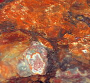 Red Crazy Lace Agate Lapidary Cabochon Rough 40 Lbs Great Colors /patterns
