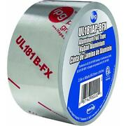 2.5x60yd Aluminum Foil Tape Intertape 5010 Conformable And Hand Tear 16 Roll Pk