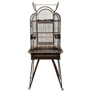 Kings Cages Slt4 2620 Triple Top Parrot Bird Cage Toy Toys Cockatiel Conure