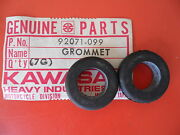 Oem Kawasaki Grommet 92071-099 For Police Kz1000 And Other Motorcycles-set Of 2