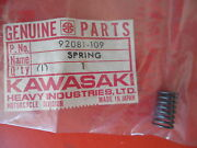 Nos Kawasaki Spring, Part 92081-109 For Police Kz1000 And Other Motorcycles