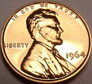 United States Proof 1964 Centfantasticfree Shippingsee Our Proof Coins
