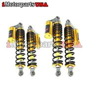 Polaris Rzr 170 Utv Stage 2 Front And Rear Performance Air Shocks Absorbers Set