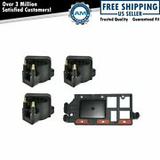 Ignition Coil Set Of 3 And Control Module Kit For Chevy Pontiac Buick Olds