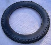 Dunlop Gold Seal K70 4.00-19 Made In England Nos Brand New Tire Stored Well