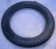 Dunlop Gold Seal K70 4.00-19 Made In England Nos Brand New Tire, Stored Well