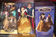 Snow White And Disney Fairytale Designer Collection Doll Limited Edition