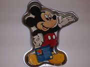 Wilton Disney Mickey Mouse Unlimited Full Body Party Cake Pan Mold 2105-3601