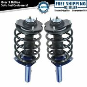 Monroe Econo-matic Front Shock Strut And Spring Pair Set Kit For Taurus Sable