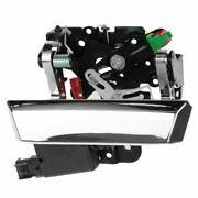 Tailgate Handle With Power Switch Chrome For 07-13 Avalanche 1500 Escalade Ext