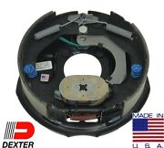 2 X Dexter 3500 Trailer Axle Brake Kit 10x2.2 Electric Backing Plate Complete