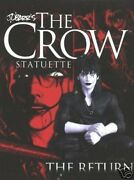 The Crow Statue Limited Edition The Return By James Oand039 Barr Eric Draven