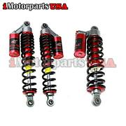 Stage 2 Performance Front And Rear Shocks Absorbers Set For Yamaha Banshee Yfz350