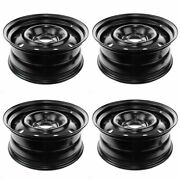 Dorman Wheel 17 Inch Steel Replacement Kit Of 4 For 05-10 300 Charger Magnum