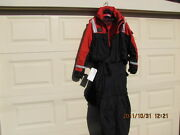 Msd900 Mustang 3 Layer Modular Immersion Suit Arctic Snowmobile 648a