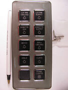 Country Coach 10 Position Switch R011 A4 Spyder Controls