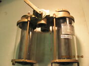 Groco Duplex 1and1/4 1.25 Raw Water Strainer Vd-1250-s