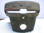 1950 Scott Atwater 507 5hp Front Cover Outboard Motor Boat Hiawatha Firestone