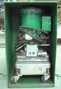 Greenlee 960 Hydraulic Power Pump For Use On Hydraulic Bending Groups+metal Case