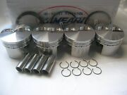 Datsun 1200 High Performance A14 79mm Forged Piston Kit 1508cc Fits Nissan A14