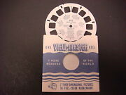 Sawyerand039s Viewmaster Reel1955andy Panda In Mystery Tracks 822