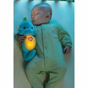 Fisher Price Soothe And Glow Seahorse - Blue New