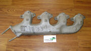 Exhaust Manifold 66-67 Chevelle Camaro Gm 3909880 Dated A.6.8