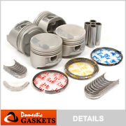 92-98 Toyota Paseo Tercel 1.5l Dohc Pistons Bearings And Rings Set 5efe