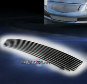 Front Bumper Lower Billet Grille Grill For 2008-2009 Altima Coupe 2dr Bolt-on