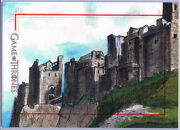 Game Of Thrones Season 3 Sketch Card By Mike Thomas